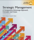Ebook Strategic management - Concepts and cases (16th edition): Part 1