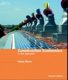 Ebook Construction economics - A new approach (2nd edition): Part 2