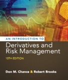 Ebook An introduction to derivatives and risk management (10th edition): Part 2