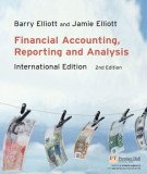 Ebook Financial accounting, reporting and analysis (2nd edition): Part 1