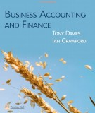 Ebook Business accounting and finance: Part 1