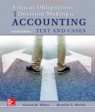 ethical obligations and decision making in accounting (4th edition): part 2