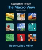 economics today - the macro view (16th edition): part 1