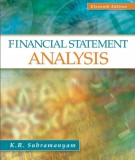 financial statement analysis (11th edition): part 1