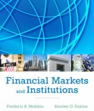Ebook Financial markets and institutions (8th edition): Part 1