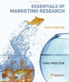 Ebook Essentials of marketing research (4E): Part 1