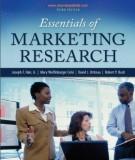 essentials of marketing research (3rd edition): part 1