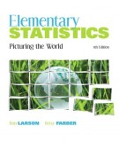 elementary statistics (5th edition): part 1
