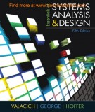 essentials of systems analysis and design (5th edition): part 1