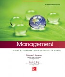 Ebook Management - Leading & collaborating in a competitive world (11th edition): Part 1