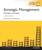 Ebook Strategic management (15th edition): Part 1