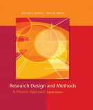 Ebook Research design and methods - A process approach (8th edition): Part 2