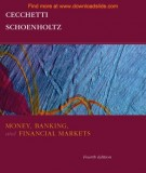Ebook Money, banking, and financial markets (4th edition): Part 1