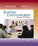 Ebook Business communication - Process & product (7th edition): Part 1