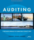 Ebook Auditing - A risk based approach to conducting a quality audit (9th edition): Part 2