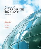 Ebook Principles of corporate finance (11E): Part 1