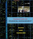 Ebook Foundations of financial management (14th edition): Part 1