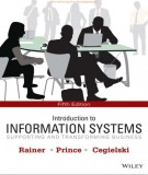 Ebook Introduction to information systems - Supporting and transforming business (5th edition): Part 1