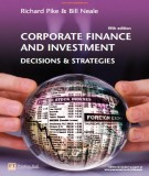 Ebook Corporate finance and investment (5th edition): Part 1