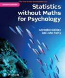 Ebook Statistics without maths for psychology (7th edition): Part 2