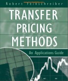 Ebook Transfer pricing methods - An applications guide: Part 1