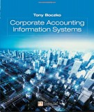 Ebook Corporate accounting information systems: Part 1