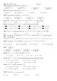 Kiểm tra 1 tiết môn Tích phân 12