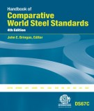 Ebook Handbook of comparative world steel standards (4th edition)