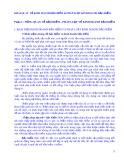 Tiểu luận: Khái quát về kinh doanh bảo hiểm & pháp luật kinh doanh bảo hiểm