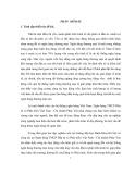 Luận văn thạc sĩ Quản trị kinh doanh: Đề xuất giải pháp đẩy mạnh công tác huy động vốn tại Ngân hàng TMCP Đầu tư và Phát triển Việt Nam - Chi nhánh Phúc Yên