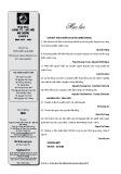 Tạp chí Phát triển kinh tế xã hội Đà Nẵng số 83/2016