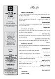 Tạp chí Phát triển kinh tế xã hội Đà Nẵng số 78/2016