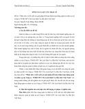Tóm tắt luận văn Thạc sĩ: Phân tích và đề xuất các giải pháp để hoàn thiện hoạt động quản trị nhân sự tại Công ty TNHH MTV Du Lịch Dịch Vụ Dầu Khí Việt Nam