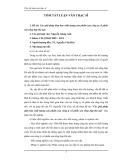 Tóm tắt luận văn Thạc sĩ: Các giải pháp đảm bảo chất lượng sản phẩm của Công ty cổ phần sơn tổng hợp Hà Nội