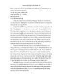Tóm tắt luận văn Thạc sĩ: Phân tích và đề xuất các giải pháp nhằm nâng cao chất lượng nhân lực của Công ty Chế biến Khí Vũng Tàu