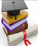 Báo cáo thực tập tốt nghiệp: Một số giải pháp nâng cao hiệu quả đào tạo nghề cho lao động nông thôn giai đoạn 2011-2015 của huyện Dầu Tiếng