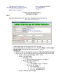 Đề thi môn Lập trình trên Windows: Đề 3
