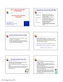 Bài giảng Xử lý chất đặc biệt trong nước: Xử lý các chất nitơ trong nước - PGS.TS. Nguyễn Việt Anh