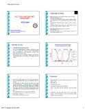 Bài giảng Công nghệ xử lý nước: Xử lý chất đặc biệt trong nước - PGS.TS. Nguyễn Việt Anh