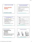 Bài giảng Kỹ thuật vệ sinh chi phí thấp: Vệ sinh sinh thái - PGS.TS. Nguyễn Việt Anh