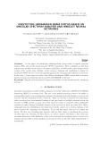 Identifying undamaged beam status based on singular spectrum analysis and wavelet neural networks