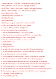 65 đề thi thử THPT Quốc gia môn Toán  có lời giải chi tiết