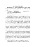 Tóm tắt luận văn Thạc sĩ: Phân tích và đề xuất giải pháp nhằm hoàn thiện công tác quản lý thu Ngân sách Nhà nước tại Kho bạc Nhà nước thành phố Hạ Long, tỉnh Quảng Ninh