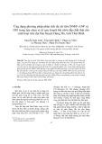 Ứng dụng phương pháp phân tích đa chỉ tiêu ISM/F-ANP và GIS trong lựa chọn vị trí quy hoạch bãi chôn lấp chất thải rắn sinh hoạt trên địa bàn huyện Hưng Hà, tỉnh Thái Bình