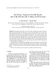 Sơn Đoòng - Hang karst lớn nhất thế giới, một số đặc điểm địa chất và những vấn đề liên quan