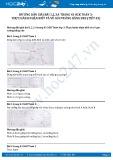 Giải bài Thực hành nhận biết và vẽ góc vuông bằng eke SGK Toán 3
