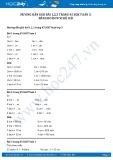 Giải bài Bảng đo đơn vị độ dài SGK Toán 3