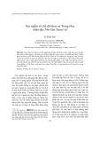 Suy ngẫm về chế độ khoa cử Trung Hoa nhân đọc Nho lâm Ngoại sử