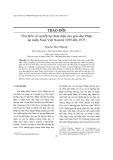 Tìm hiểu về sự tiếp tục hiện diện của giáo dục Pháp tại miền Nam Việt Nam từ 1955 đến 1975