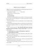 Tóm tắt luận văn Thạc sĩ: Đề xuất một số giải pháp nhằm đảm bảo chất lượng điện năng truyền tải trên lưới điện của Công ty Truyền tải điện 1 (PTC1)